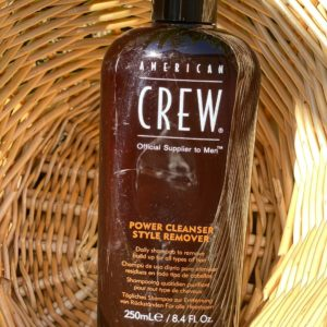 Power cleanser shampooing quotidien purifiant American crew