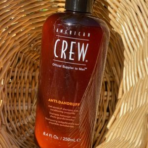 Anit- dandruff shampooing anti pelliculaire American crew
