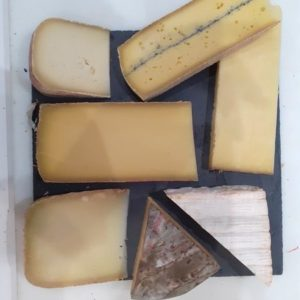 Assortiment de 7 fromages