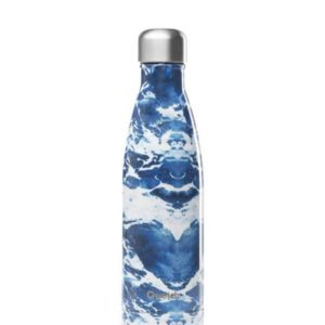Gourde isotherme Qwetch Océan 500ml