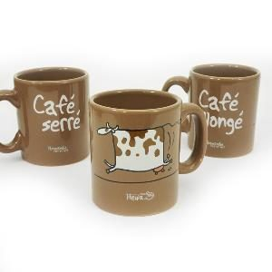 Lot 3 mini-mug Heula