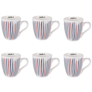 LITTLE MARCEL COFFRET 6 TASSES