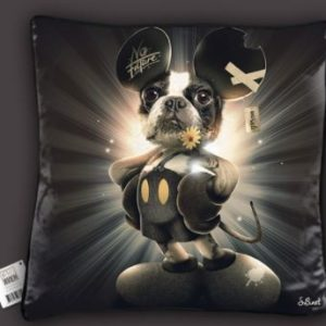 COUSSIN – CHIEN MICKEY